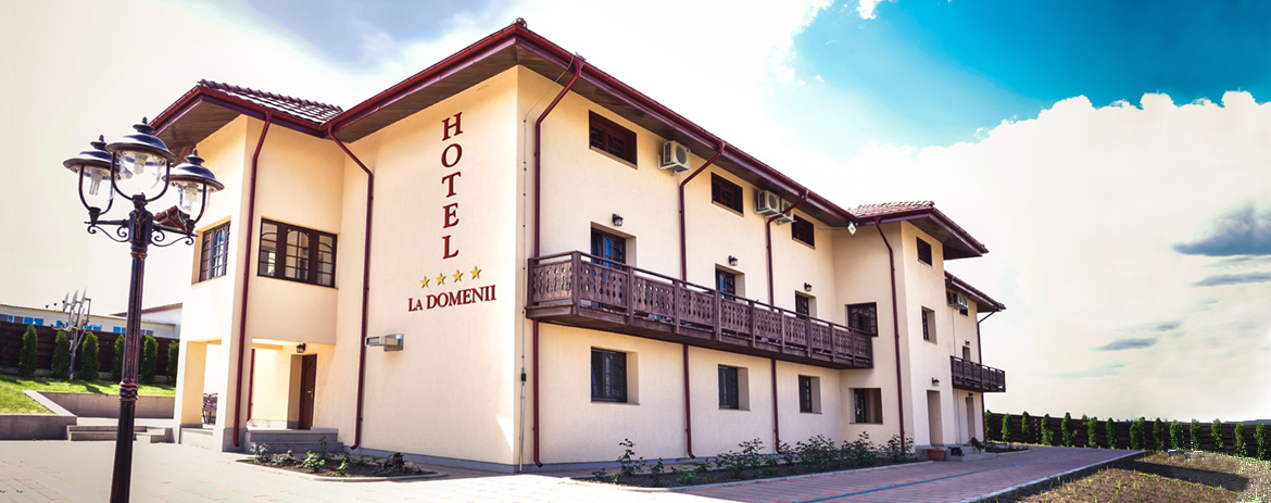 HotelLaDomenii